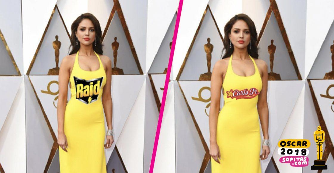 Internet Habló 10 Memes Del Vestido De Eiza González En Los