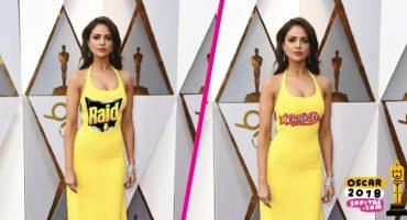 Internet habló: 10 memes del vestido de Eiza González en los Oscar 2018 😂