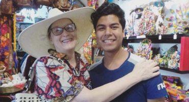 ¡Saquen las fotos! Que Meryl Streep está en México