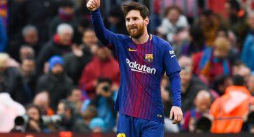 Messi es baja contra el Málaga por el nacimiento de su tercer hijo