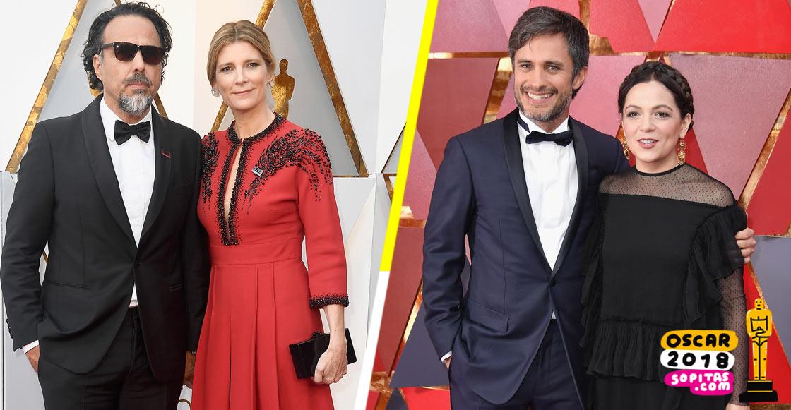 Power mexicano! Estos son los mexicanos presentes en los Oscar 2018