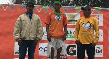 Historias de amor verdadero presenta: Tarahumara corre en maratones para pagarle los estudios a su esposa