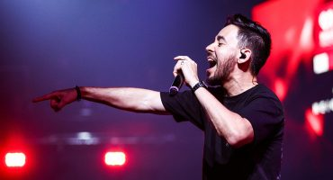 Mike Shinoda de Linkin Park se lanza como solista con su disco 'Post Traumatic'