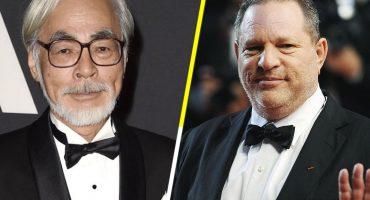 Conoce la historia de cómo Studio Ghibli se defendió de Harvey Weinstein usando una katana
