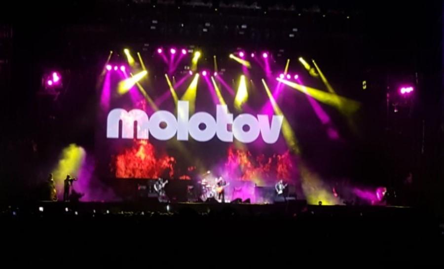 Molotov en el Vive Latino 2018