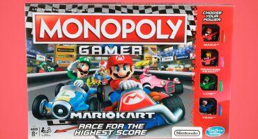 ¡Tomen todo mi dinero! Ya hay Monopoly de Mario Kart 😱