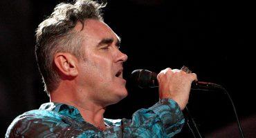 Khé? Morrissey se va a presentar en el Vive Latino y en un.... ¡¿programa de tele mexicano?!