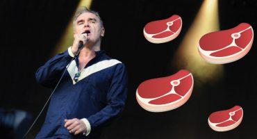 Morrissey se salió con la suya: Prohíben venta de productos de origen animal en el Vive Latino 2018