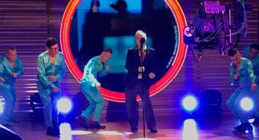 Oww Moz: ¡Mira la presentación de Morrissey en la televisión mexicana!