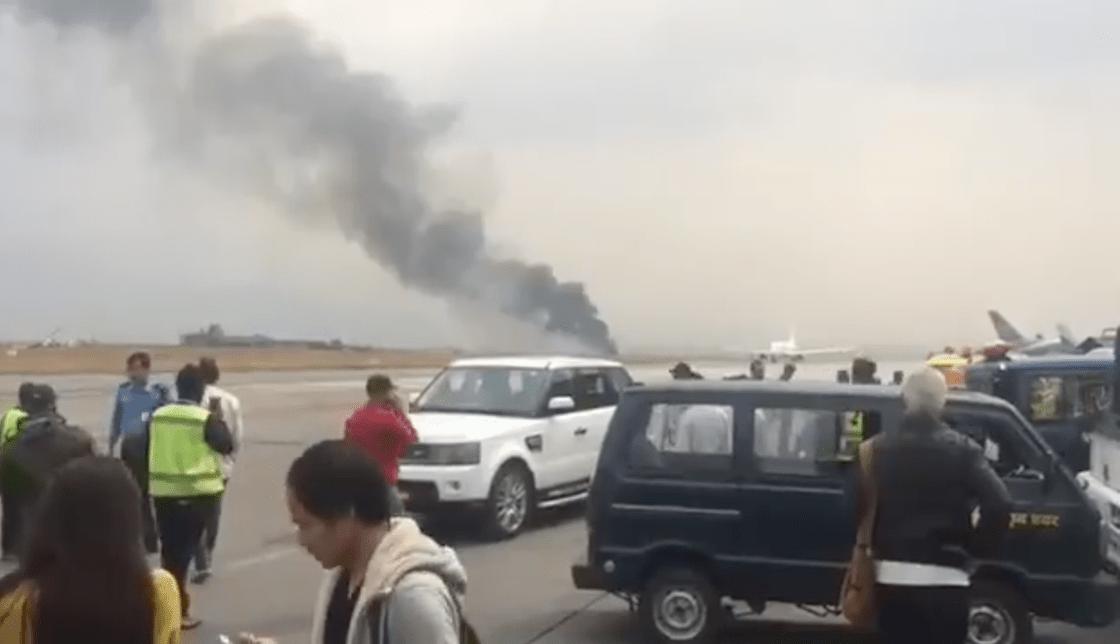 Accidente de avión en Nepal deja más de cuarenta muertos