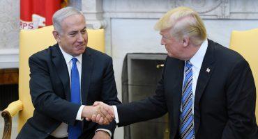 Netanyahu dice que Trump es una de las figuras históricas más importantes para el pueblo Judío