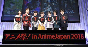 ¡Que viva el anime! Acá 6 animes originales que Netflix lanzará este 2018