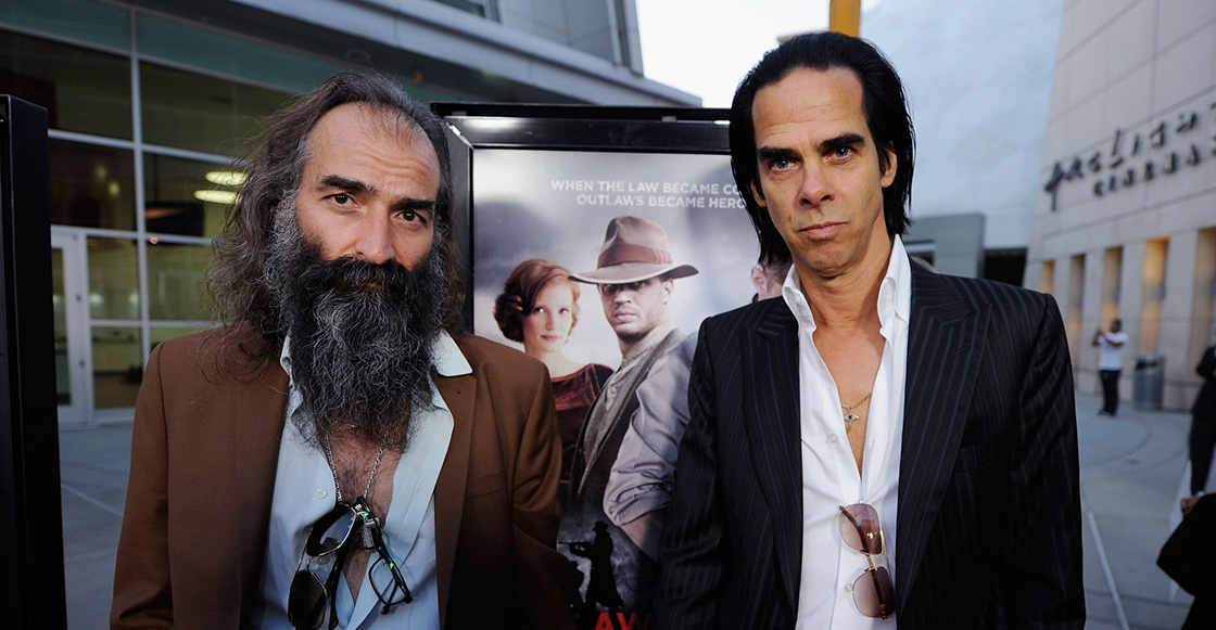 ¡Oh, sí! Nick Cave y Warren Ellis participaron en el soundtrack de la película 'Kings'