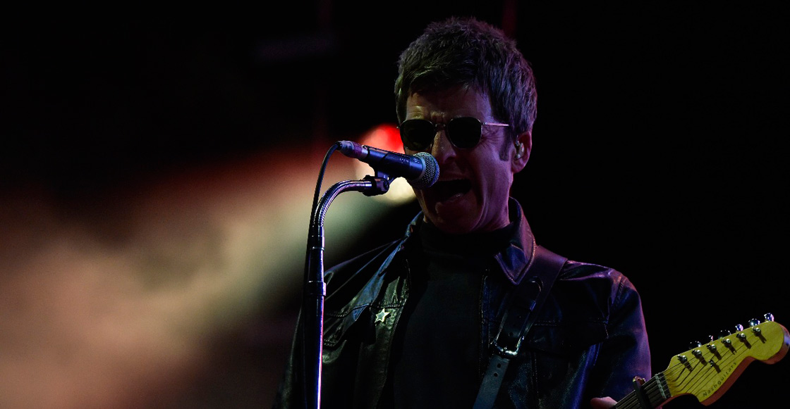 Noel Gallagher la rompió con su presentación en el Vive Latino 2018