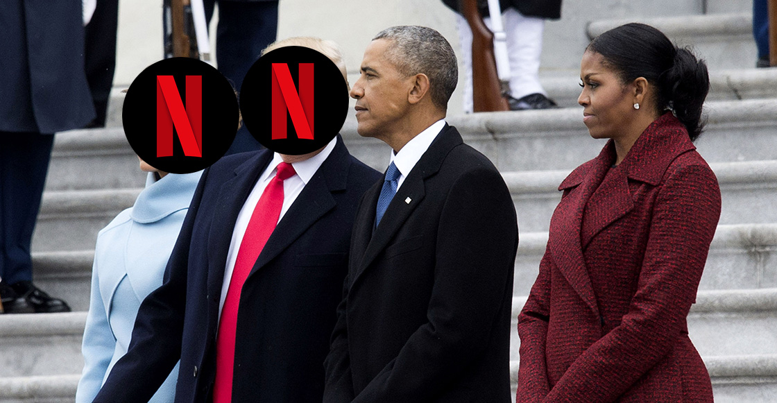 Los Obama podrían producir series para Netflix, ¿alguna será 'House of Cards' 2.0?