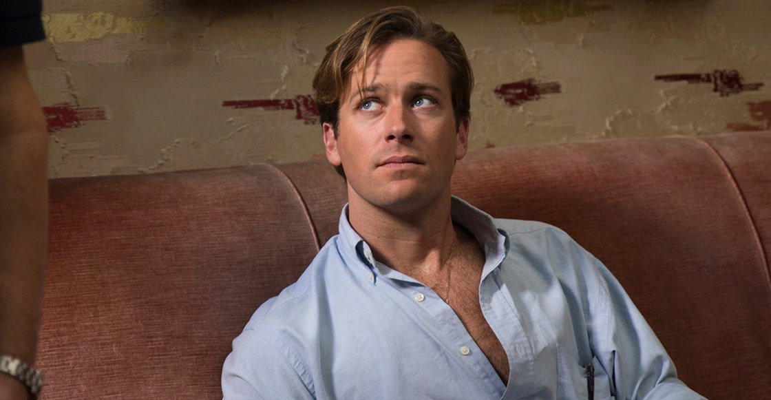 ¡Oh, sí! Armie Hammer aparecerá en la secuela de 'Call Me By Your Name'