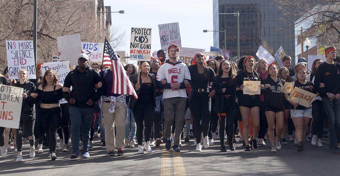 Los sobrevivientes del tiroteo de Parkland protagonizan la portada de TIME