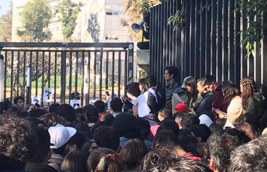 Paro en la Facultad de Ciencias Políticas de la UNAM
