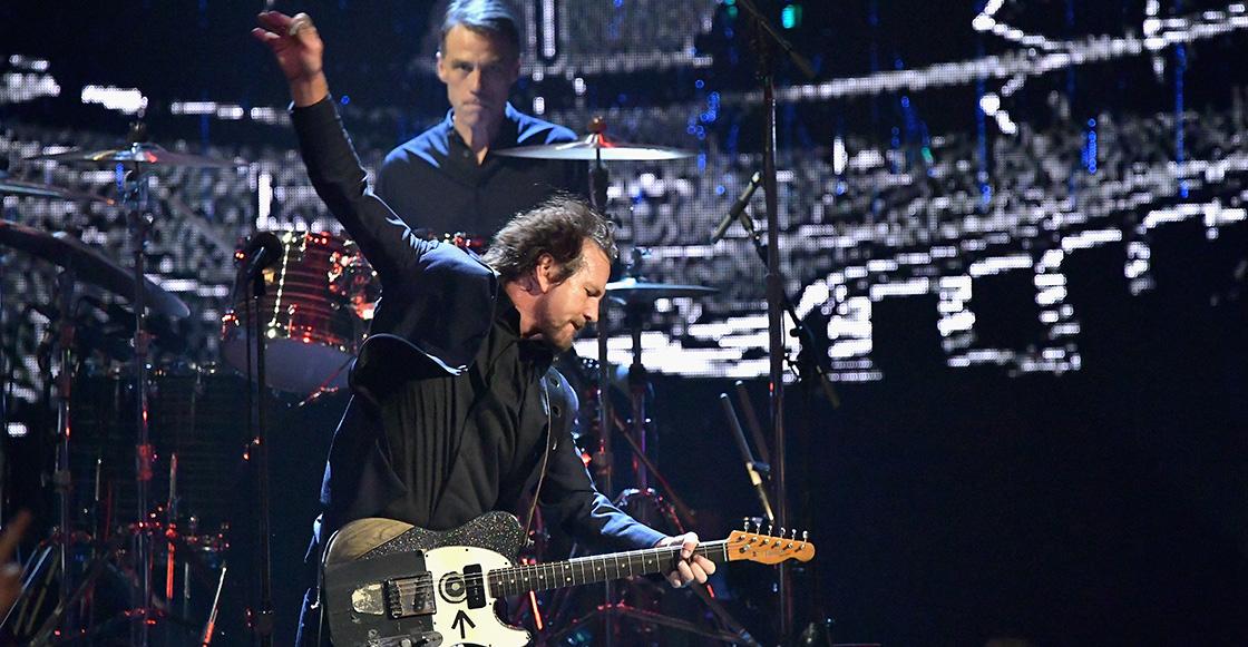 Porque la vida es bonita… Pearl Jam anuncia nuevo disco con el sencillo 'Can't Deny Me'