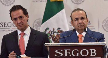Dicen PGR y Gobernación que no tienen las manos metidas en el proceso electoral