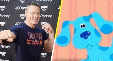 WTF? ¿Habrá un reboot de 'Las pistas de Blue' con John Cena?