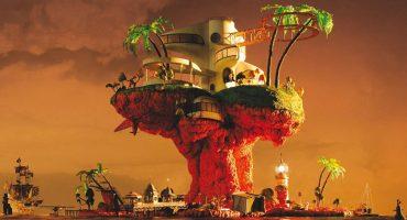 Para calentar motores pa'l Vive Latino: 5 curiosidades del Plastic Beach de Gorillaz