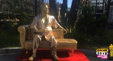 Bienvenidas al 'casting couch' de Harvey Weinstein en el Paseo de la Fama