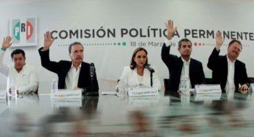 Exgobernadores, exsecretarios, expresidentes de partido... así la lista de plurinominales del PRI
