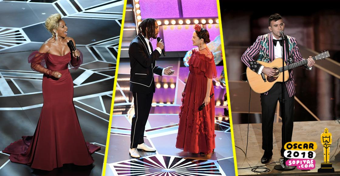 Estas son las presentaciones musicales de los premios Oscar 2018