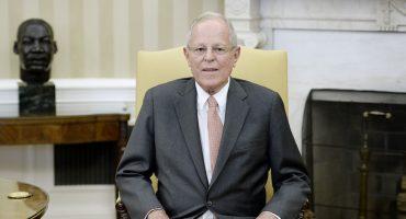 ¿Qué? Renuncia el presidente de Perú