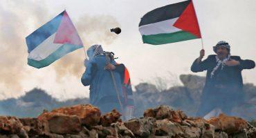 Mueren 12 palestinos en el inicio de protestas en Gaza
