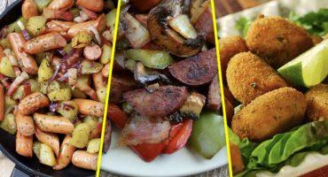 5 recetas baratas para sobrevivir esta Semana Santa... si te quedaste sin quincena
