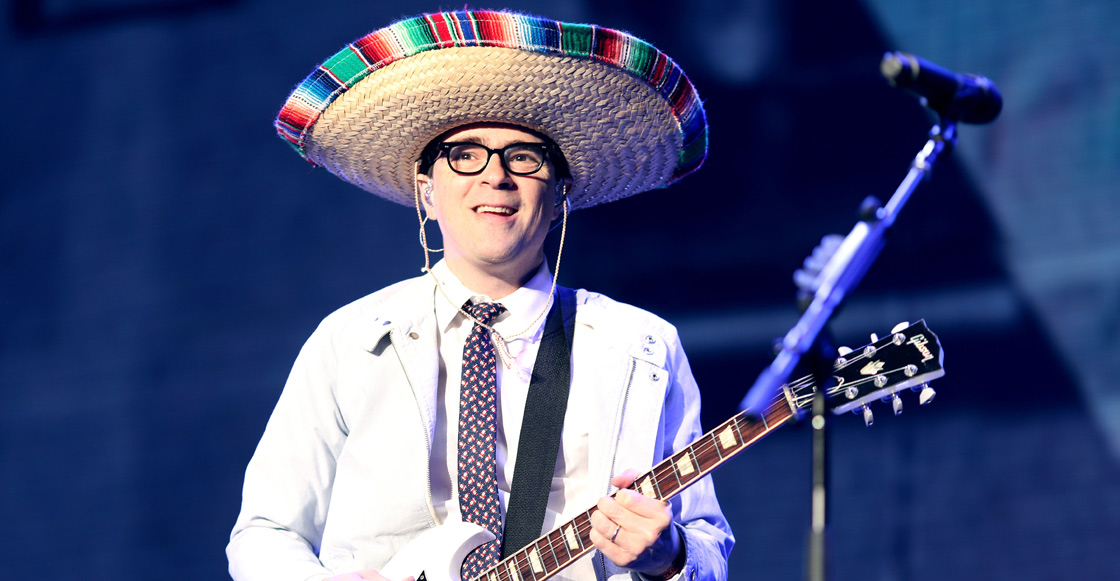 "Rivers Cuomo está de regreso como solista con ""Medicine for Melancholy"""