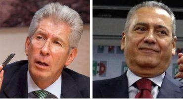 ¡Noooo! Beltrones y Ruiz Esparza descartan aparecer en lista de candidatos plurinominales del PRI
