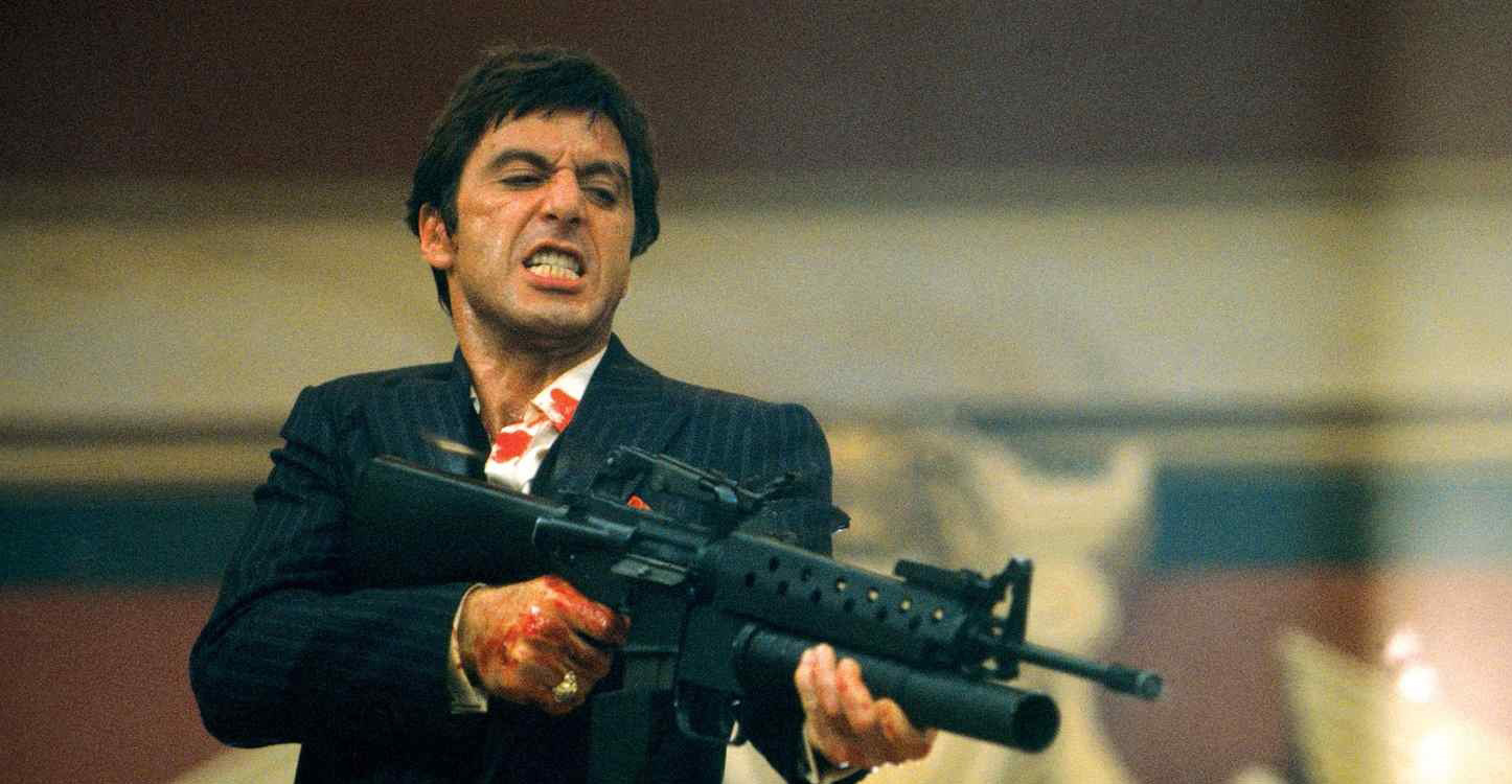 Say hello to my little friend! Todo indica que sí habrá un remake de 'Scarface'
