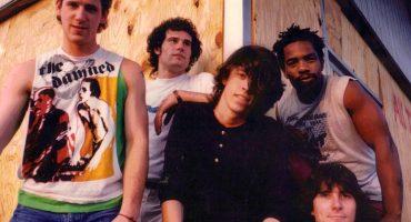 La primera banda de Dave Grohl relanza su primer disco 'No More Censorship'