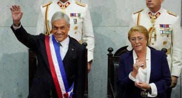 El conservador Sebastián Piñera es el nuevo presidente de Chile