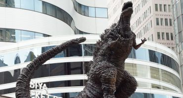 Viva el Rey de los Monstruos: Conoce la nueva estatua de Godzilla en Tokio
