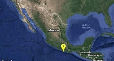 Reportan sismo al suroeste de Pinotepa Nacional, perceptible en CDMX