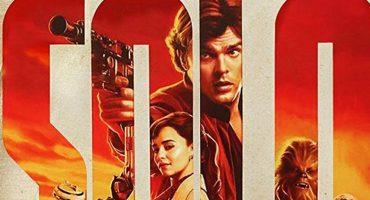 Tsssss, señalan a Disney de plagiar diseños para los carteles de 'Solo: A Star Wars Story'