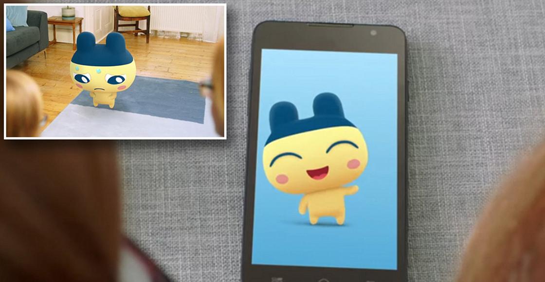 El Tamagotchi hace su gran regreso… ¡pero en forma de app para tu celular!