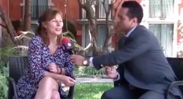 ¿AMLO convertirá a México en Venezuela? Para Tatiana Clouthier es un 'pendejada'