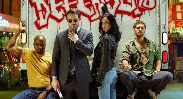 Khé?! Krysten Ritter dice que podría no haber una segunda temporada de 'The Defenders'