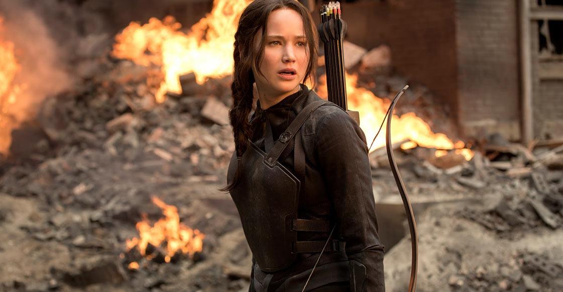 ¡Hubo una reunión de 'The Hunger Games' en los Oscar 2018 y el internet enloqueció!