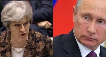 Gran Bretaña expulsará a diplomáticos rusos por ataque a exespía