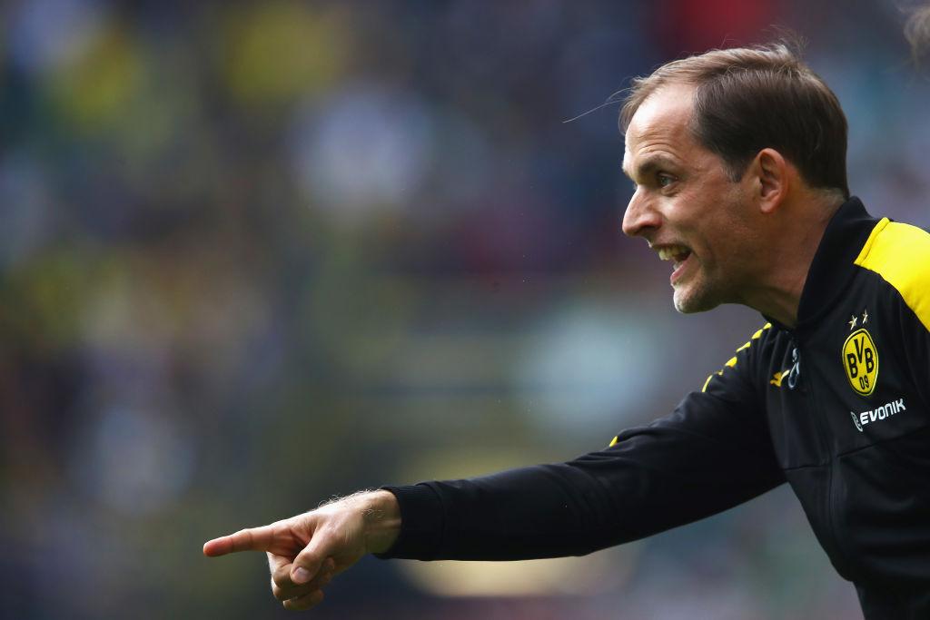 Thomas-Tuchel-Borussia-Dortmund-Bundesliga-