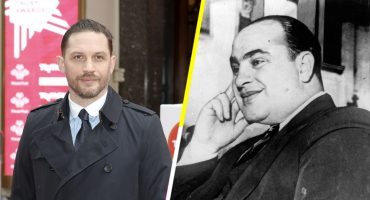 Tom Hardy se convierte en Al Capone para la película biográfica 'Fonzo'