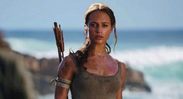 'Tomb Raider' con Alicia Vikander: el lado más humano de la acción