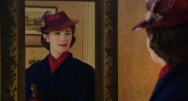 ¡Ya está aquí el nuevo tráiler de 'Mary Poppins Returns'!