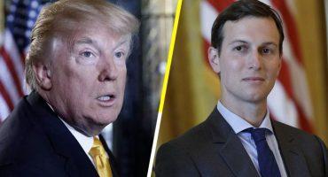 Kushner al rescate: El yerno de Trump le pidió que ya no diga que México pagará el muro